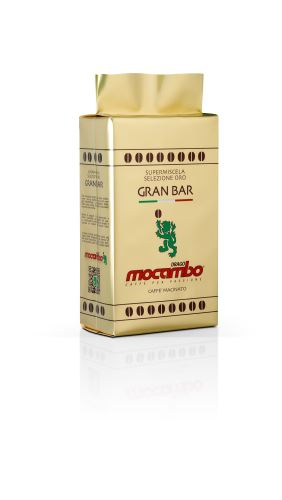 Drago Mocambo Coffee GRAN BAR mletá 250 g